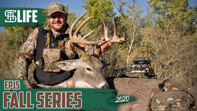 Southern Whitetail Success | Larry McCoy's Mexico 10-Pointer | Small Town Life