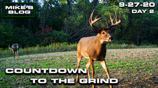 Mike's Blog: Final Hit List | Countdown to the Grind