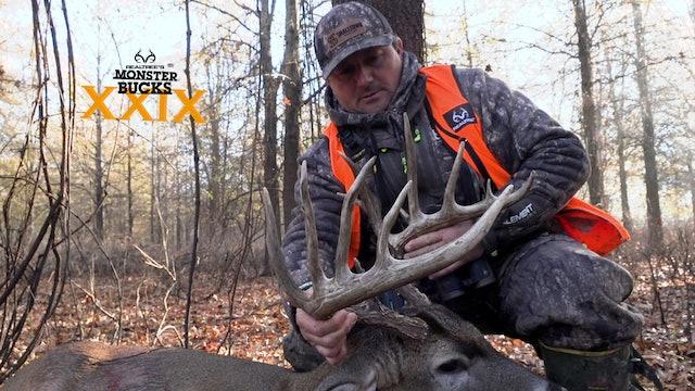Chris Ashley's Mississippi Buck | Monster Bucks 2021