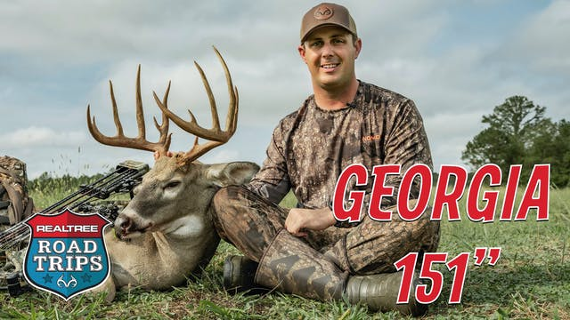 Tyler's Biggest Georgia Bow Buck | Ea...