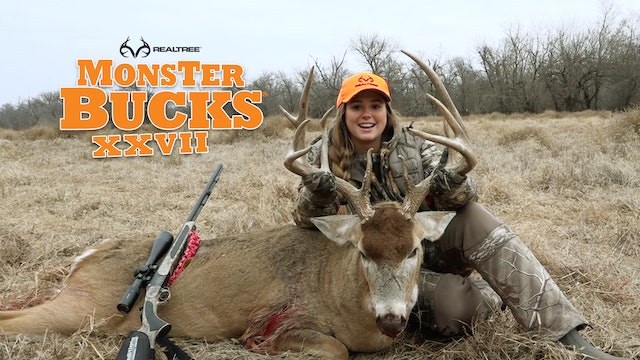 Makenna McFerrin's Muzzleloader Monster