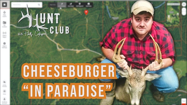 Cheeseburger's Big 9-Pointer | Killing Those Nasty Snakes | Hunt Club