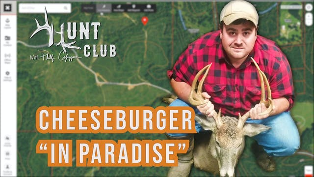 Cheeseburger's Big 9-Pointer | Killin...