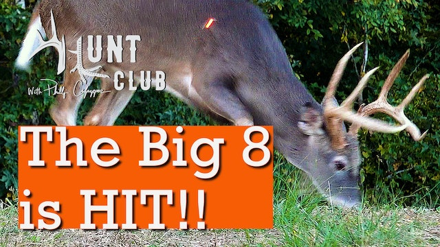 Self-Filmed Georgia Giant | Hunting the Kicker Buck in Tennessee | Hunt Club