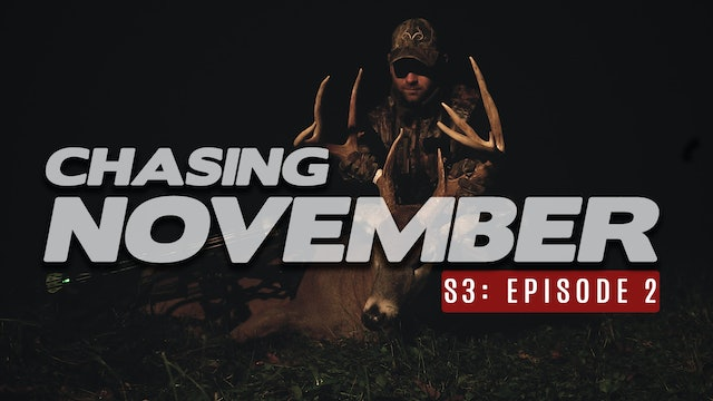 S3E2: Close Call, October Cold Front Buck