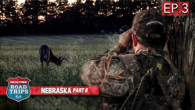 Cat And Mouse In Nebraska | First Velvet Muley | Realtree Road Trips