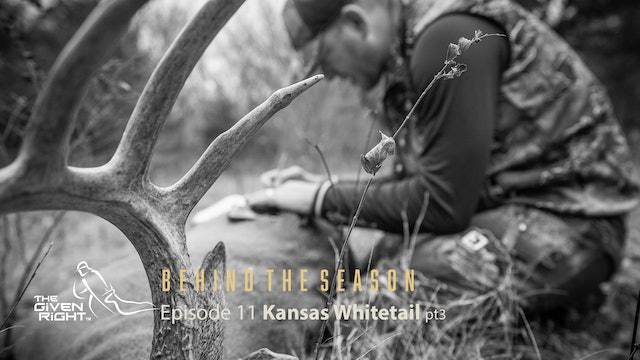 Deer Hunting Close to the Road | Behind the Season (2020) | The Given Right