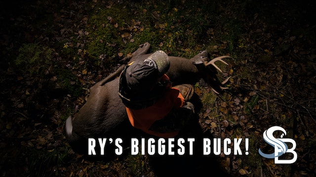 A Kid's Biggest Buck Ever | Action-Packed Youth Deer Hunt in Maine | Sea Bucks