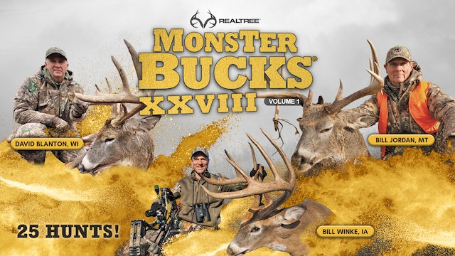 Monster Bucks XXVIII - 2020