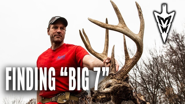 4-1-19: Big 7 Found, Mystery Hits | Midwest Whitetail