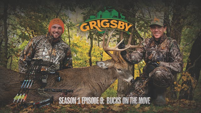 Cold Front Action: Stud 10-Pointer wi...