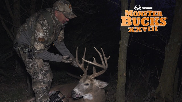 David Blanton's Kansas Stud | Realtree's Monster Bucks