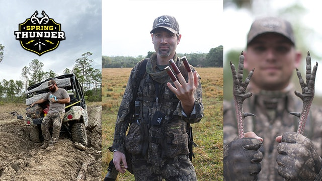 Best of Realtree Spring Thunder Week 1 | Florida Osceola Turkey Hunting Action