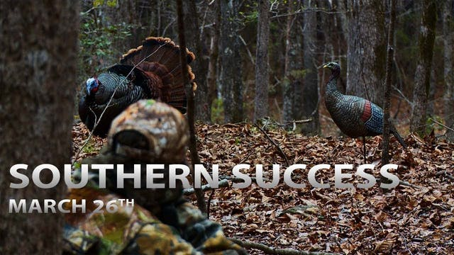 3-26-18: Southern Success, Iowa Scout...