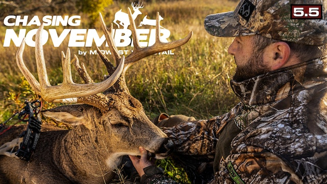 S5.E5. River-Bottom Bruiser | Massive Public-Land 10-Pointer | Chasing November