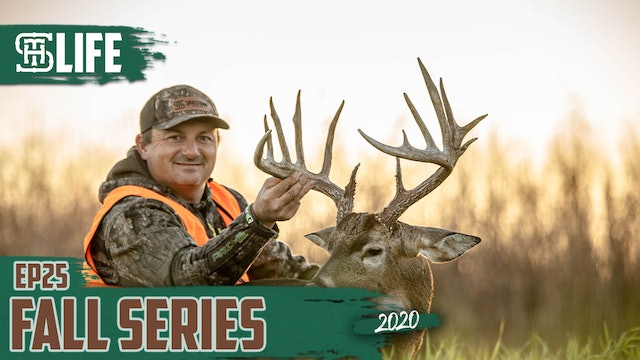 Giant 6X6 with Trash | Chris Ashley's Huge Mississippi Buck | Small Town Life