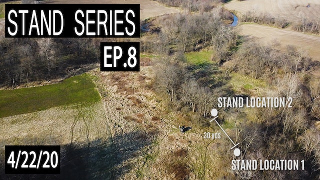 Two-Stand Squeeze Play | Bill Winke Treestand Location Series