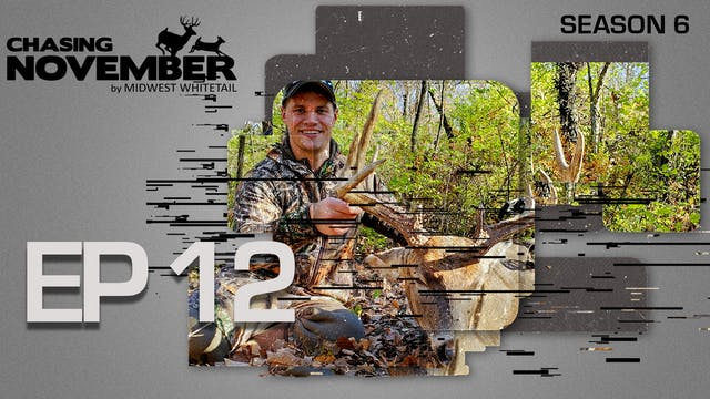 E12: Rattling In A Buck With His Own ...
