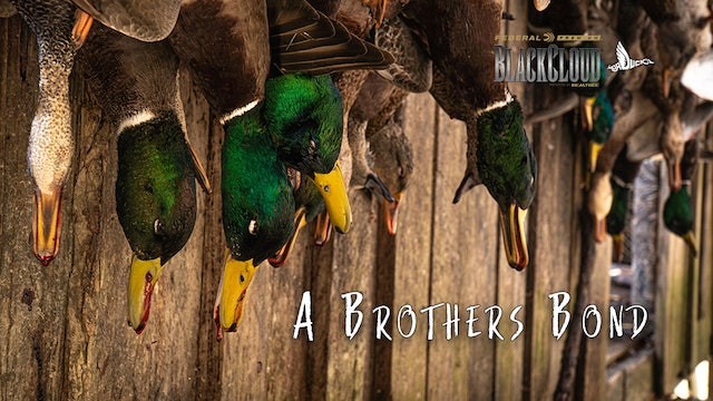 Ultimate Duck Hunt Sweepstakes: Brothers Bond over First Mallard