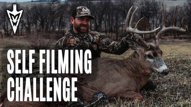 1-4-21: Self-Filmed Bow Buck | Three Years of Encounters | Midwest Whitetail