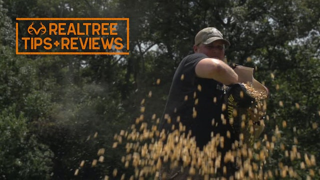 Using Supplemental Deer Feed | Backwoods Attraction | Realtree Tips and Reviews