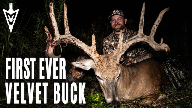 9-7-20: Big Velvet Buck in the Bluegrass | Early Season Deer | Midwest Whitetail