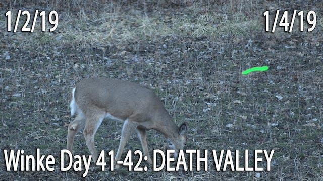 Winke Day 41-42: Death Valley