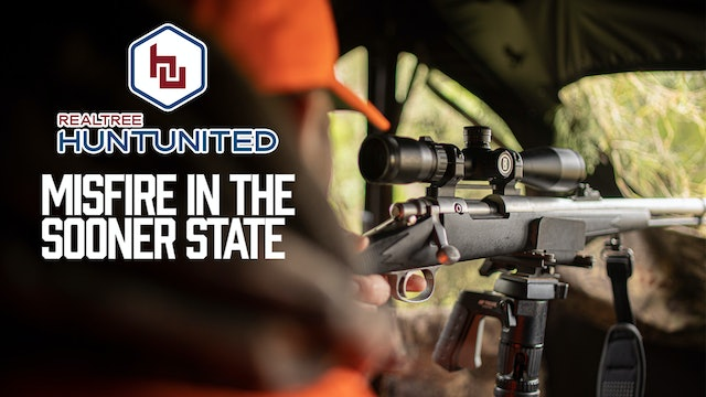 A Major Misfire in the Sooner State | Deer Hunting in Oklahoma | Hunt United