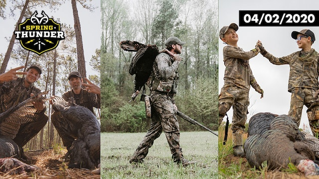 Best of Realtree Spring Thunder Week 3 | Private- and Public-Land Turkey Hunting