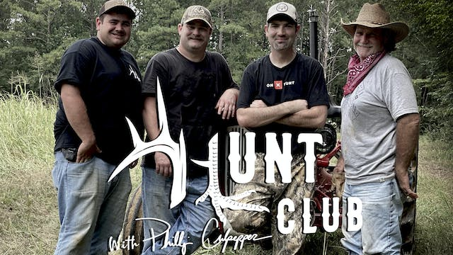 Hunt Club with Phillip Culpepper