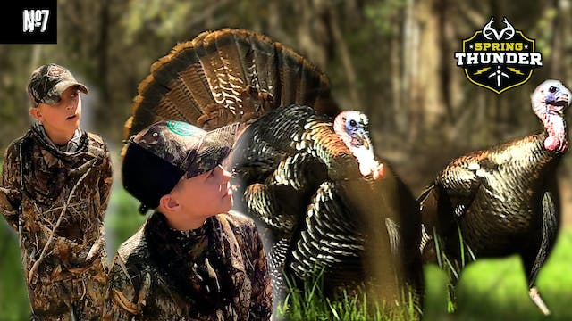 Youth Hunters vs. Mouthy Gobblers Rou...