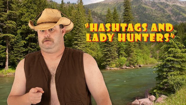 "Pitts on: ""Hashtags and Lady Hunters"""
