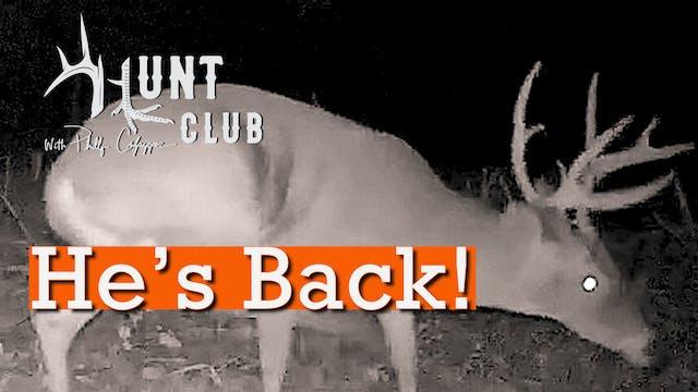 The Kicker Buck Returns | Deer Huntin...