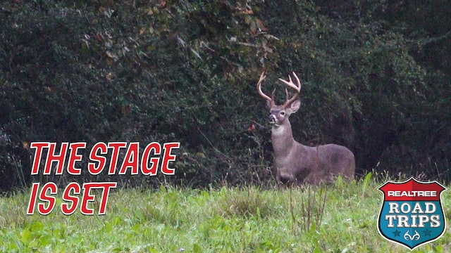 The Stage Is Set | Opening Day of the Alabama Deer Season | Realtree Road Trips