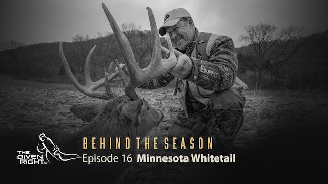 Deer Hunting with a .40-Caliber | Behind the Season (2020) | The Given Right