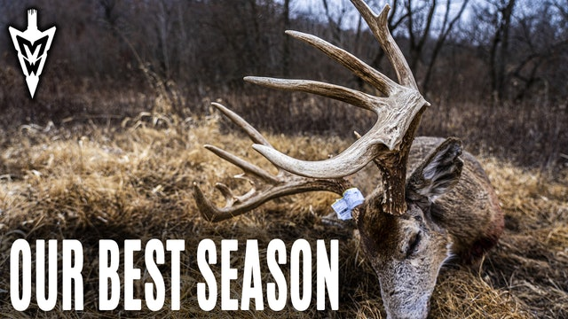 1-20-19: Highlights from Our Best Deer Season Ever | Midwest Whitetail