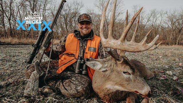 Cody Kelley's Giant Iowa Whitetail | ...