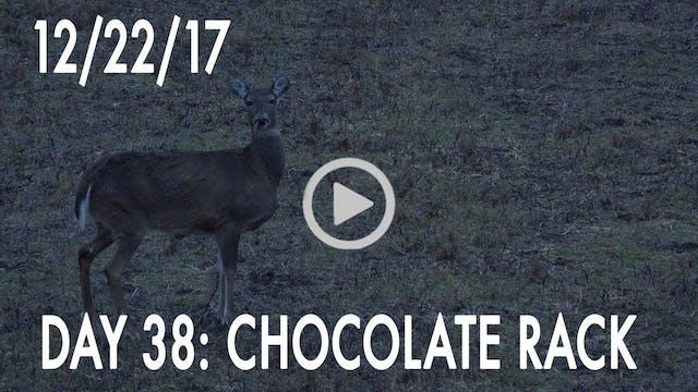 Winke Day 38: Chocolate Rack