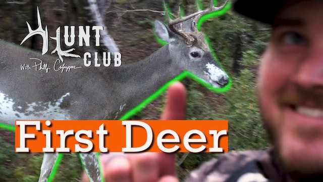 A Beautiful Piebald Buck | Mud Bogging at the Club | Hunt Club