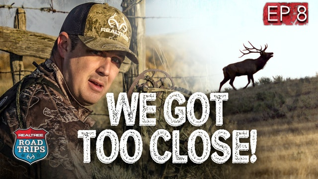 How Did We Not Get a Shot? | Big Bulls Everywhere | Realtree Road Trips