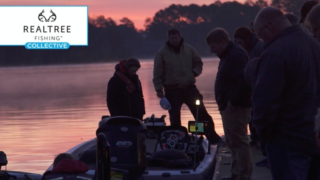 Auburn University Bassmaster Classic | Catching Big Lake Bass | Realtree Fishing