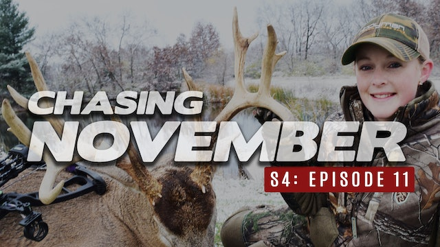 S4E11: Rattling a Giant Bow Buck, Public Land Planning