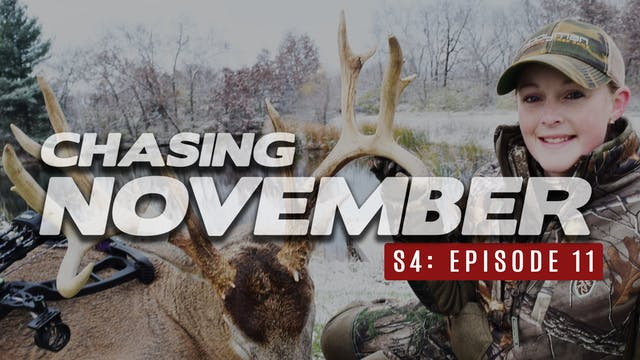 S4E11: Rattling a Giant Bow Buck, Pub...