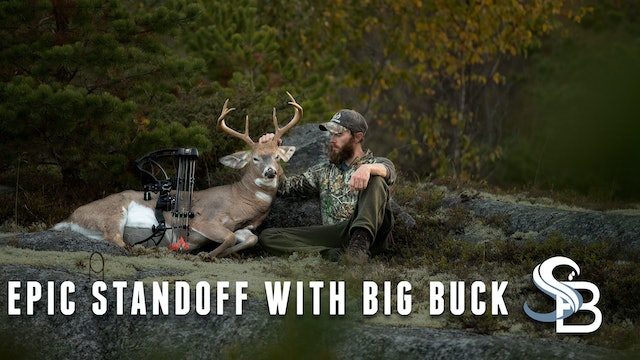 Mainland Archery Buck Down | Bowhunting Big Whitetails in Maine | Sea Bucks