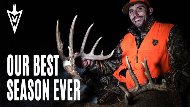 1-25-20: Three-Legged Giant | Our Best Deer Season Ever | Midwest Whitetail