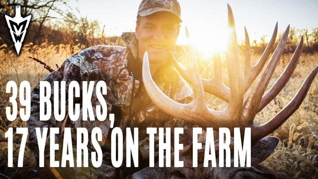 9-21-20: 39 Buck Harvests Over 17 Years On Bill Winke's Farm | Midwest Whitetail