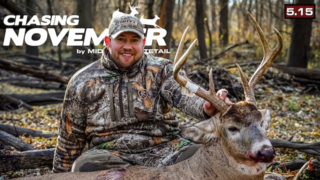 S5.E15. Best Day of the 2020 Deer Season | 5 Bucks Tagged | Chasing November