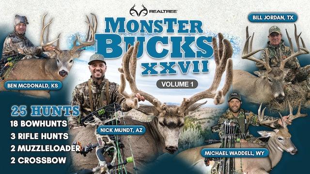 Monster Bucks XXVII - 2019 Trailer