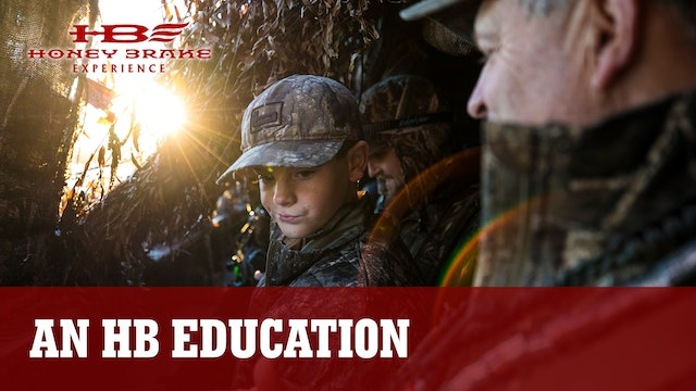 Honey Brake Education: Hunting Ducks and a Redemption Buck