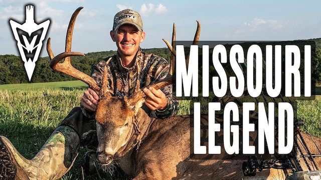 9-24-18: Missouri Legend, Flood Update| Midwest Whitetail